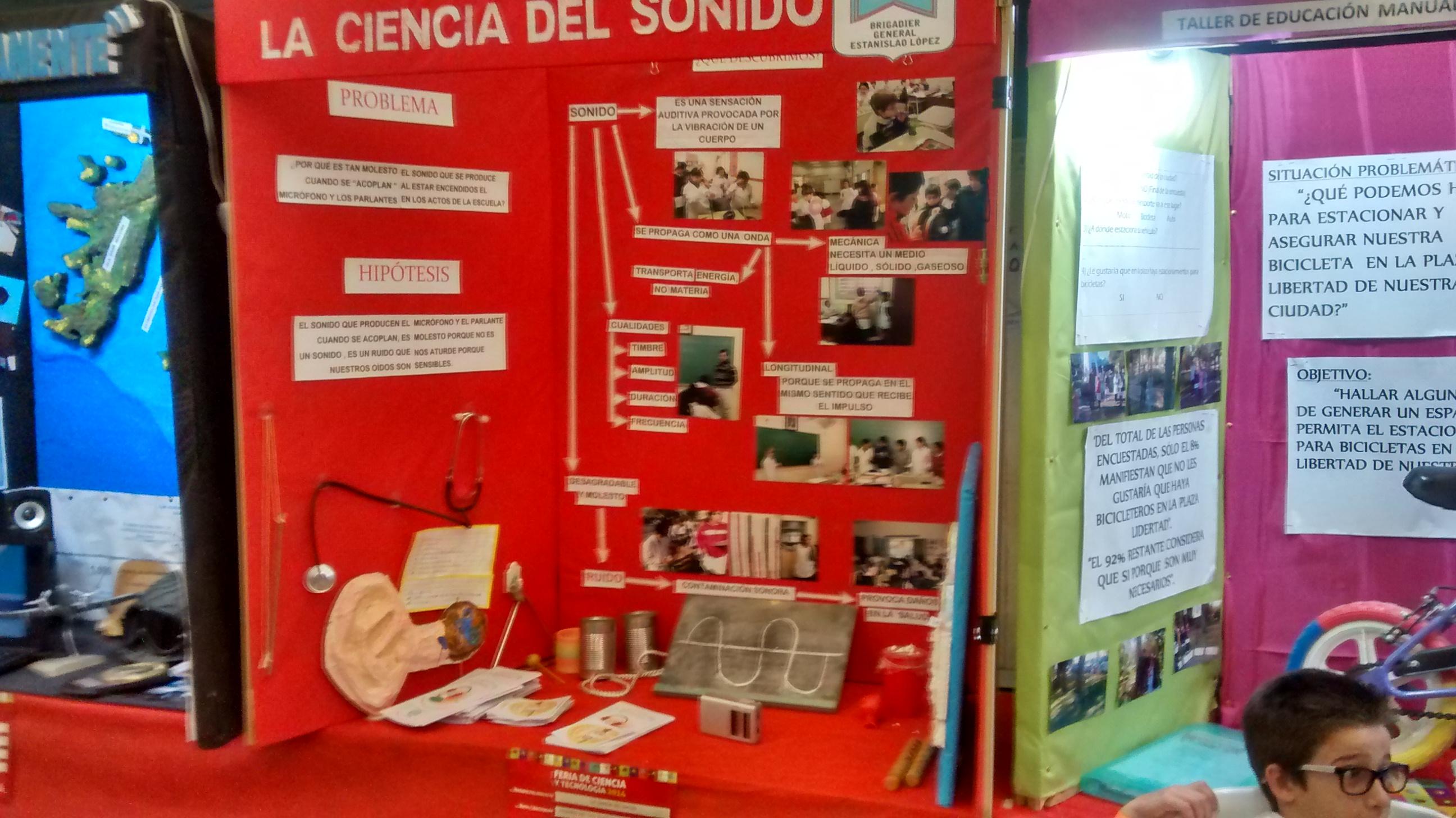 Feria de Ciencias y Tecnología   Ministerio de Educación